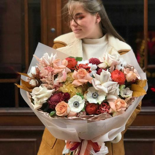Очарован тобою: букеты цветов на заказ Flowwow