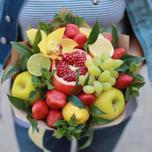 Фрэш: букеты цветов на заказ Flowwow