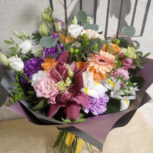 Карнавал: букеты цветов на заказ Flowwow
