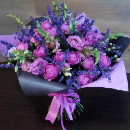 Тревожность: букеты цветов на заказ Flowwow