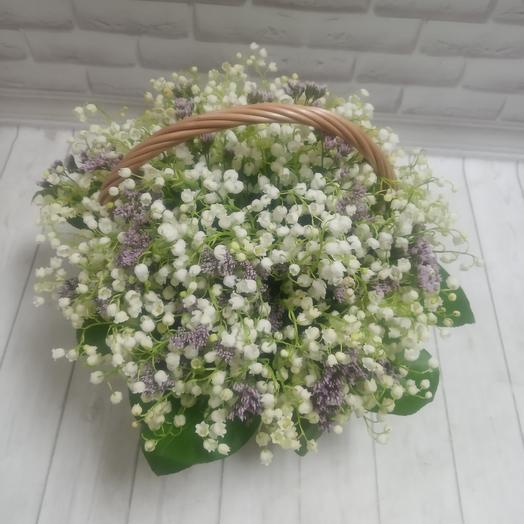 Ландышки: букеты цветов на заказ Flowwow
