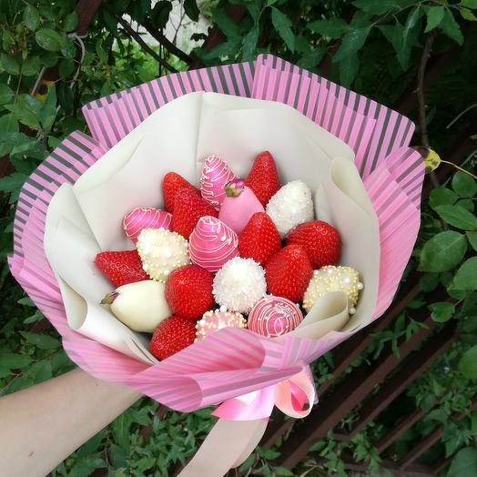 "Bouquet ""Sweet beads"""