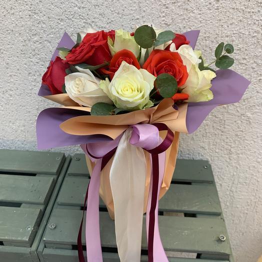 Миник 2: букеты цветов на заказ Flowwow