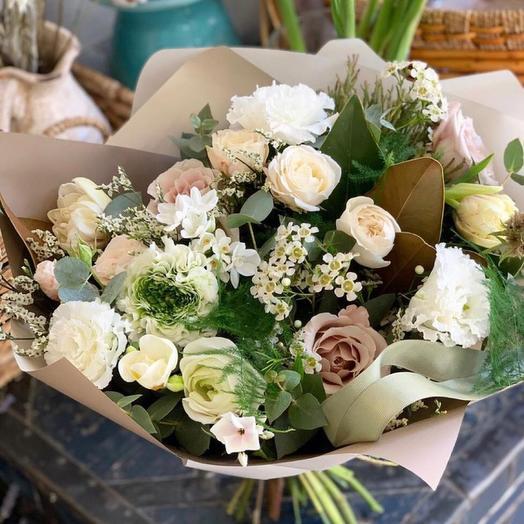 Букет цветов ,,Вдохновение
