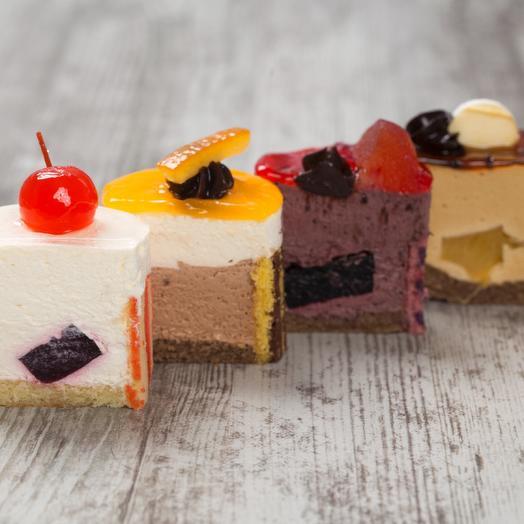 Микс пирожных 8 шт