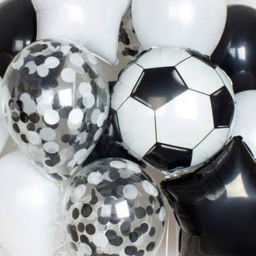 Футболист (набор шаров)