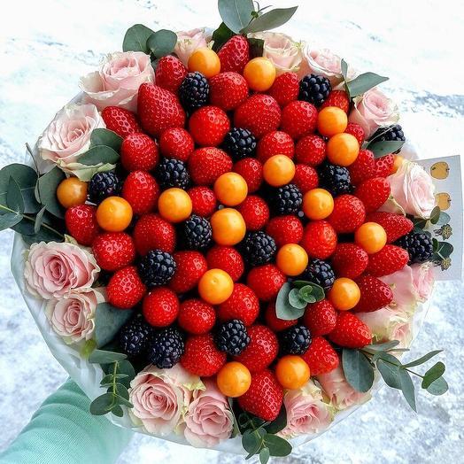 Букет ягодный