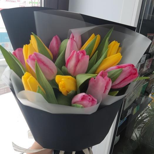 13 тюльпанов