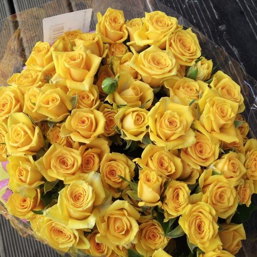 Кустовая Роза 10 шт