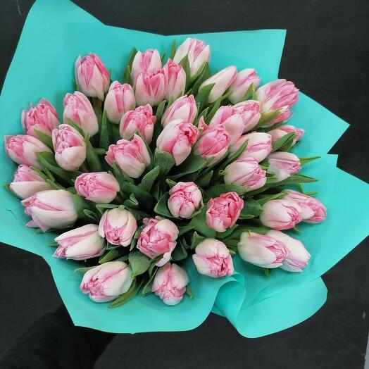 Ароматные, пионовидные тюльпаны 🌺