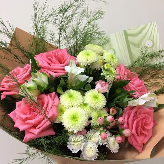 Bouquet Impression