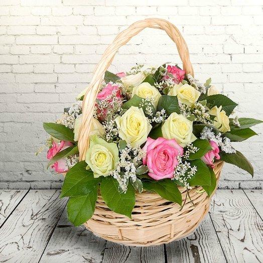 Лунная дорожка: букеты цветов на заказ Flowwow