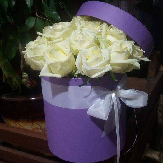 Виолета: букеты цветов на заказ Flowwow