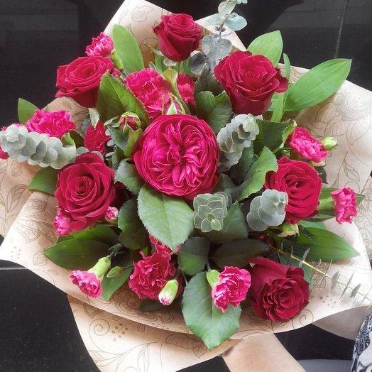Рэд-роуз: букеты цветов на заказ Flowwow