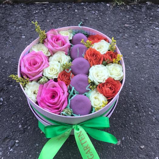 Сладкая встреча: букеты цветов на заказ Flowwow