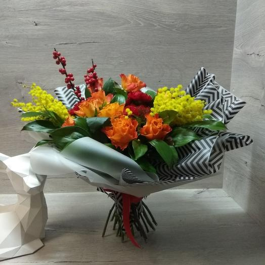 Акация: букеты цветов на заказ Flowwow