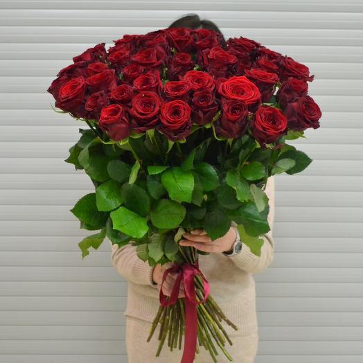"""Моника Белуччи"": букеты цветов на заказ Flowwow"
