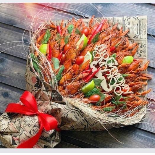 Мужской букет «лучший мужчина»: букеты цветов на заказ Flowwow