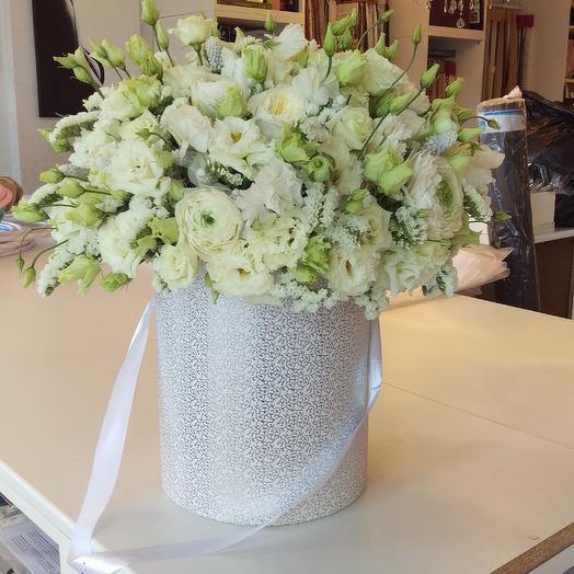 White experience: букеты цветов на заказ Flowwow