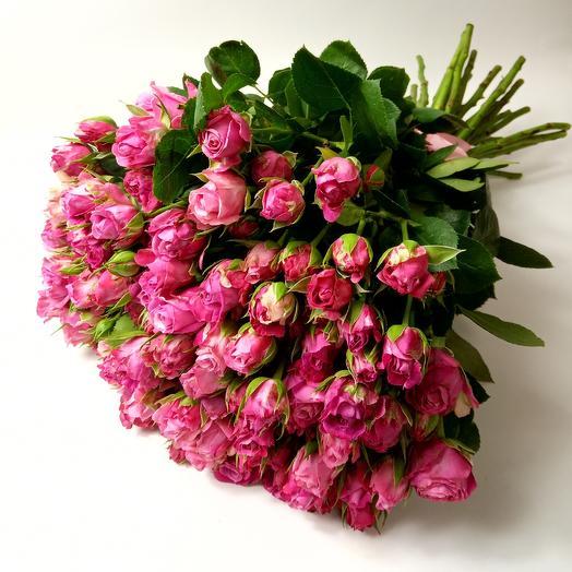 """Lady Bombastic 29"": букеты цветов на заказ Flowwow"