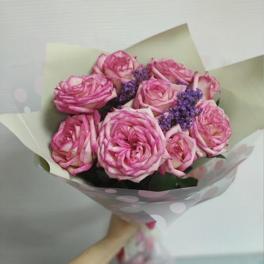 Молекула: букеты цветов на заказ Flowwow