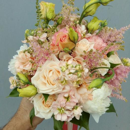 Свадебный 5: букеты цветов на заказ Flowwow