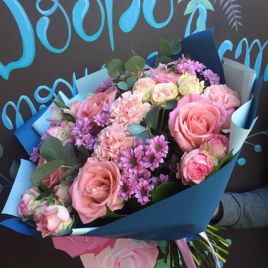 Букет Атлант: букеты цветов на заказ Flowwow