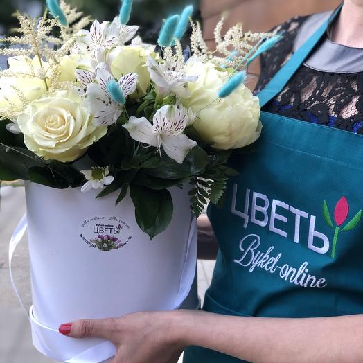 Лагуна: букеты цветов на заказ Flowwow