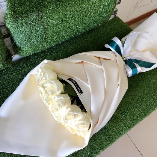 Пломбир: букеты цветов на заказ Flowwow