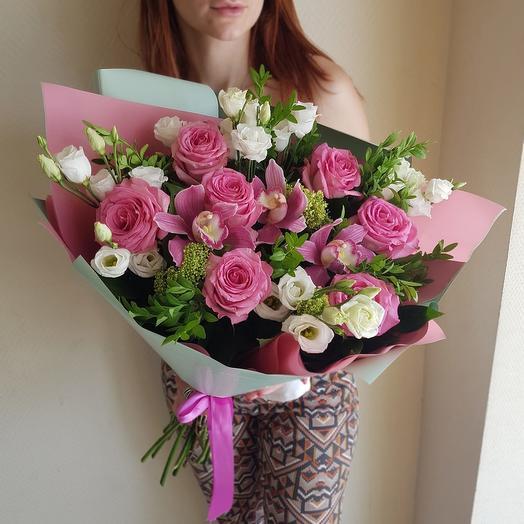 Bouquet 8: flowers to order Flowwow