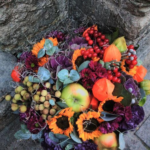 September: букеты цветов на заказ Flowwow