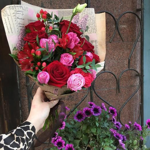 Амили: букеты цветов на заказ Flowwow