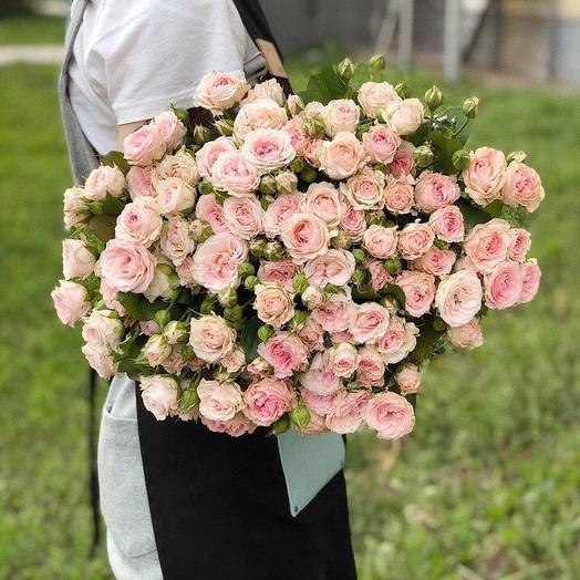 Балерина: букеты цветов на заказ Flowwow