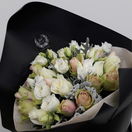 Кружево: букеты цветов на заказ Flowwow