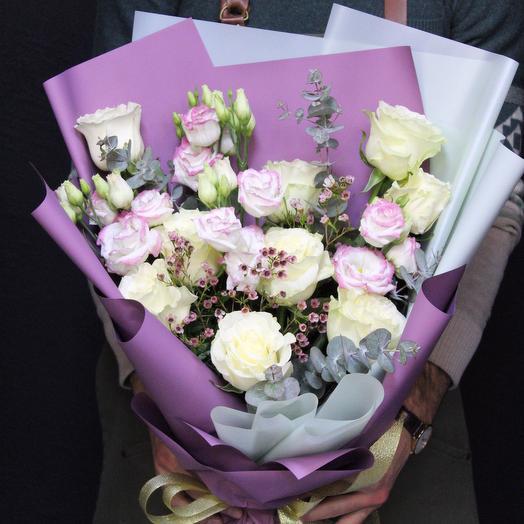 Букет Valencia: букеты цветов на заказ Flowwow