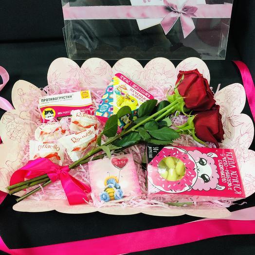 For You: букеты цветов на заказ Flowwow