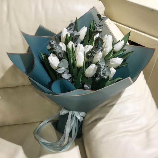 Малика: букеты цветов на заказ Flowwow