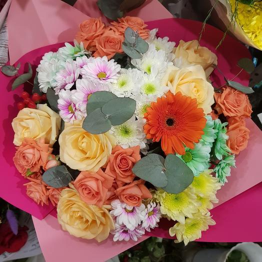 Букет Авангард: букеты цветов на заказ Flowwow
