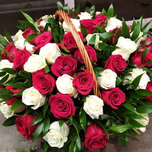 Второй половинке: букеты цветов на заказ Flowwow