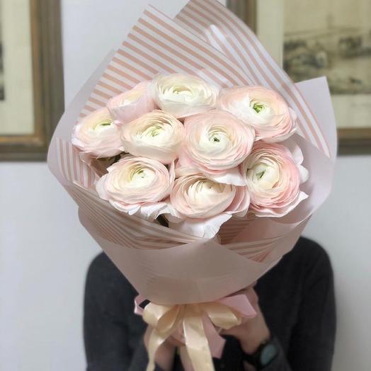 Букет цветов «Утренний рассвет»