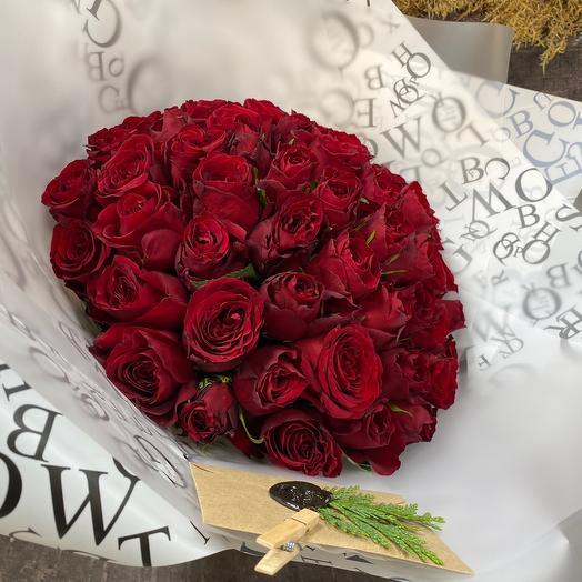 Букет Ред