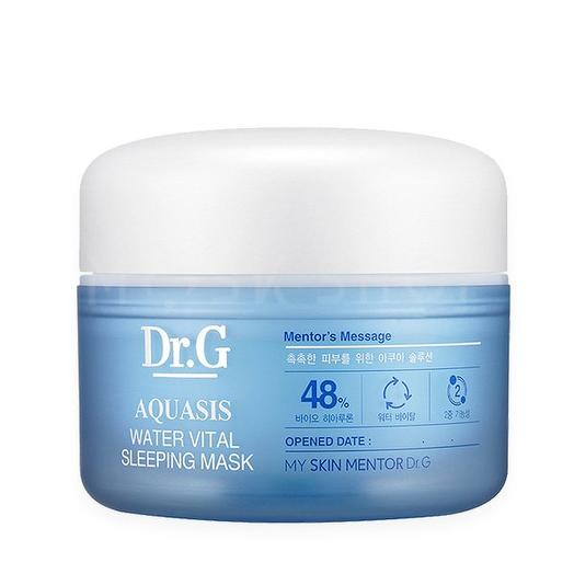 Увлажняющая маска ночного действия Dr.G Aquasis Water Vital Sleeping Mask