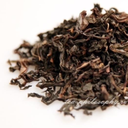 Чай утесный из КНР темный улун Жоу Гуй 1000 (Корица с Горы Уи)
