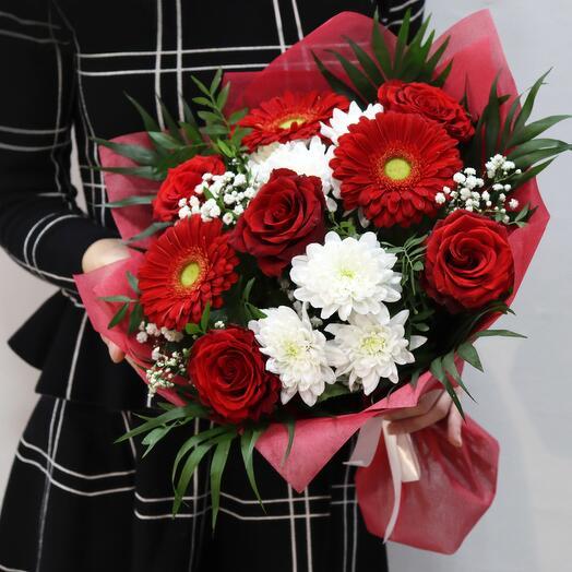 """Bouquet """" Voyage»"""