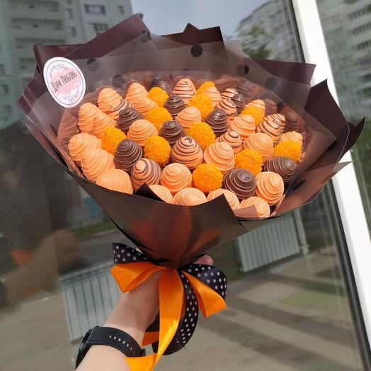 Шоколадная мандаринка🍊