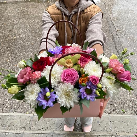 Цветочный шопинг
