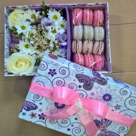 Сиреневое изобилие: букеты цветов на заказ Flowwow