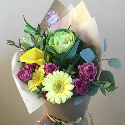 Авеню: букеты цветов на заказ Flowwow
