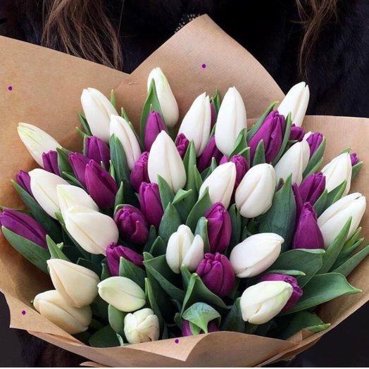 Эсмиральда: букеты цветов на заказ Flowwow