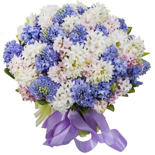 Душистое облако: букеты цветов на заказ Flowwow